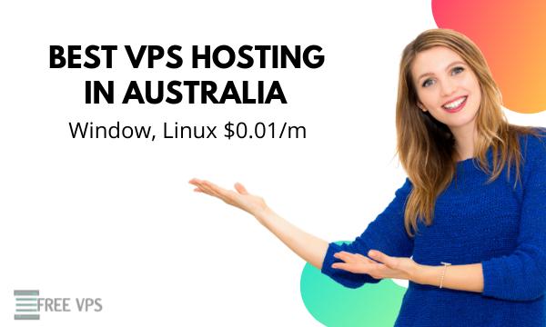 Best VPS Hosting In Australia