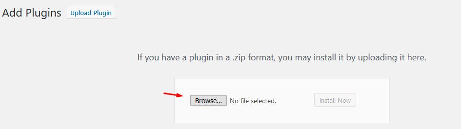 how to install plugins wordpress manually