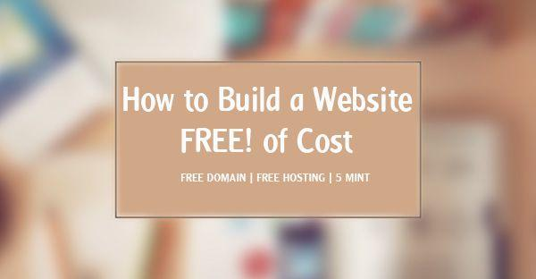 Build a Website Step by Step Guide