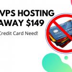 free vps hosting no credit card