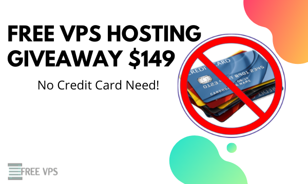 free vps hosting no credit card