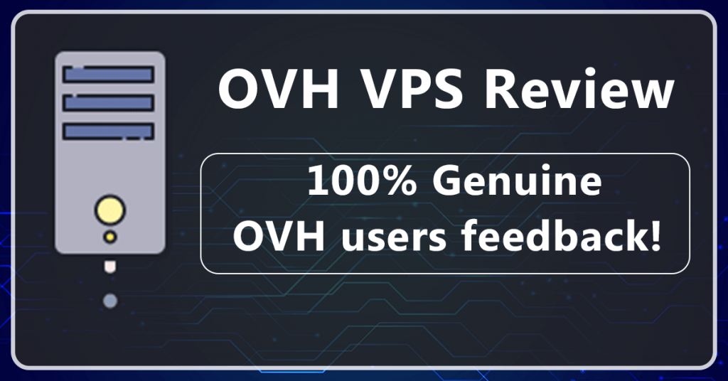 OVH VPS Review, ovh review