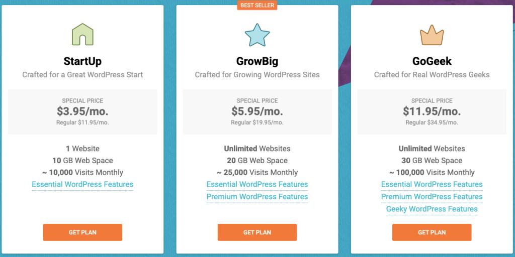 Fast & Secure Web Hosting