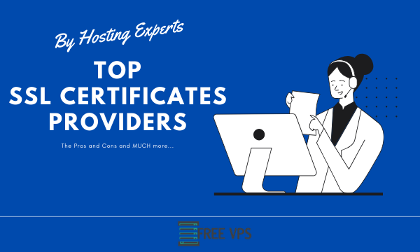 top ssl certificates providers