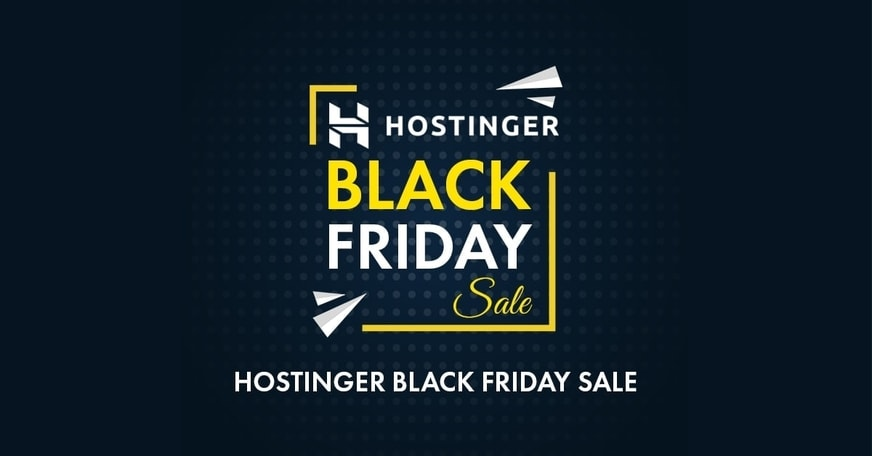 hostinger black friday deals