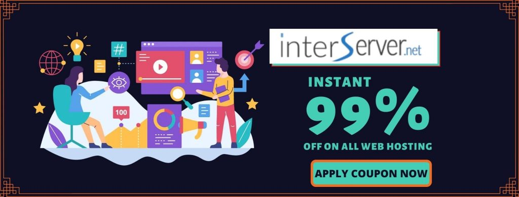 interserver black friday hosting deals
