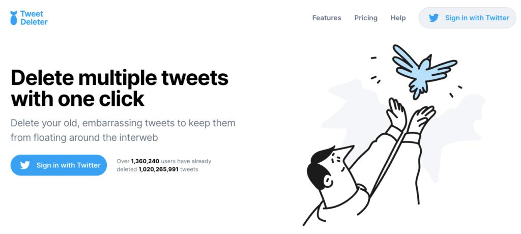 TweetDeleter