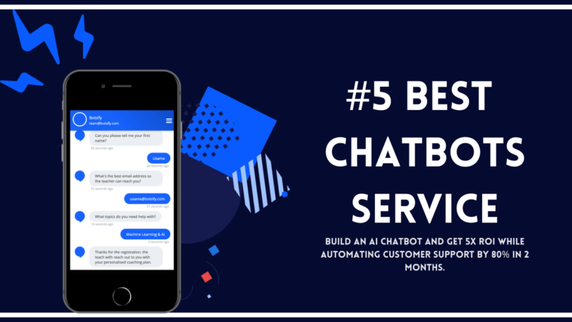 Best Chatbots for customers