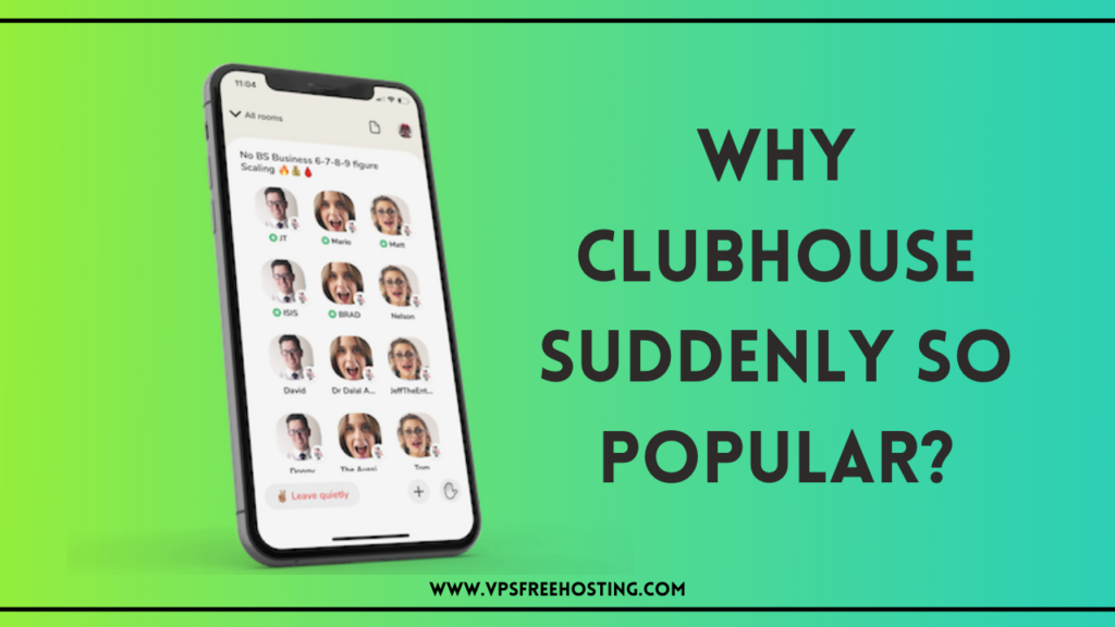 What is the Clubhouse App?