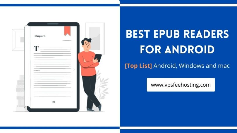 Best epub readers for android Windows and mac