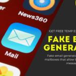 free fake email generator