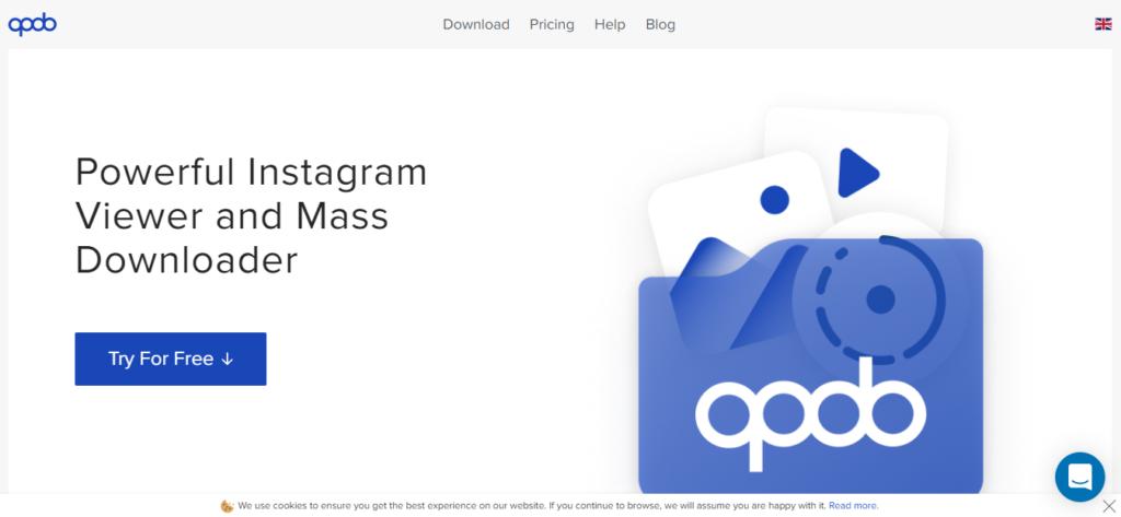 Best Instagram story viewer: qoob Stories