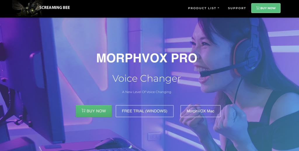 morphvox Best Discord Voice Changer