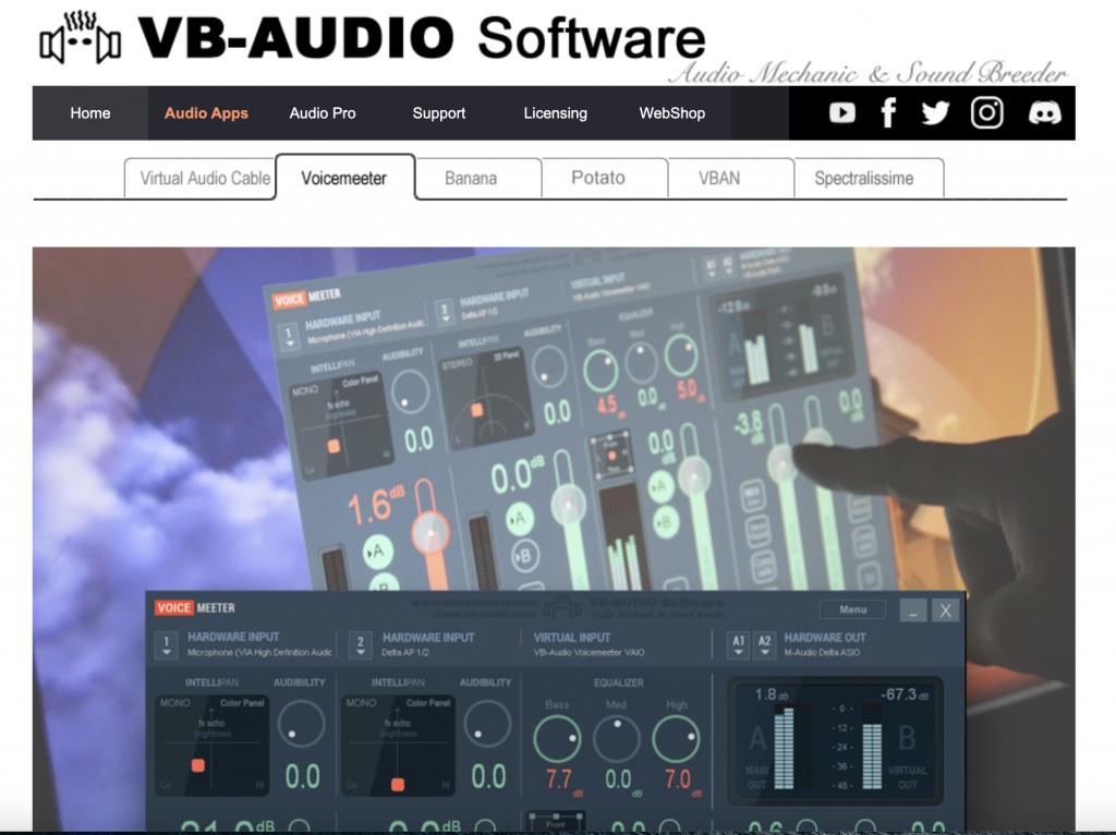 voicemeeter best discord voice changer