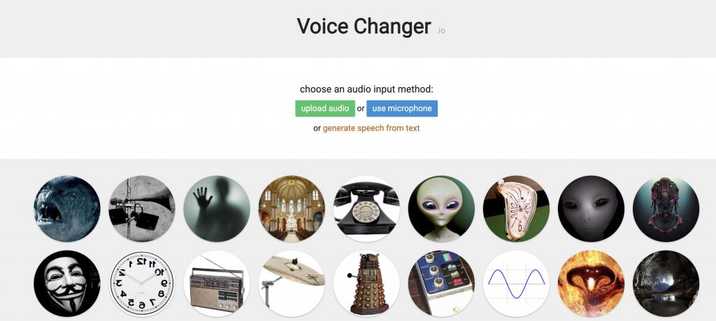 Voice changer Best Discord Voice Changer