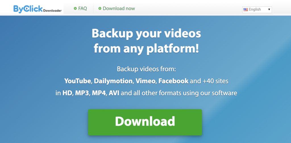 By Click Downloader
