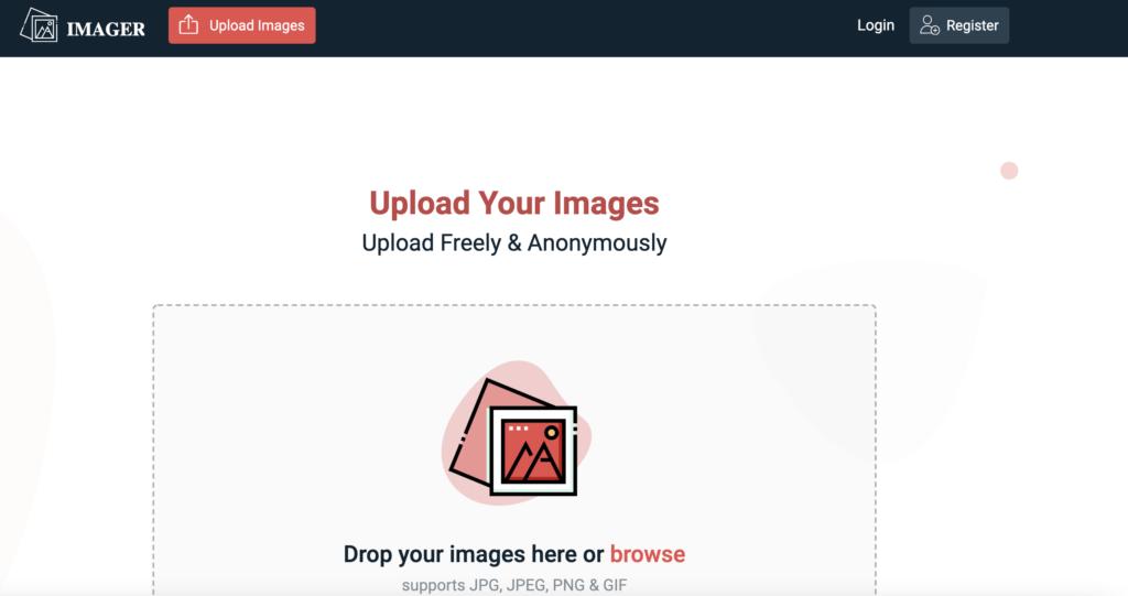 Imgshare free image Hosting platfroms