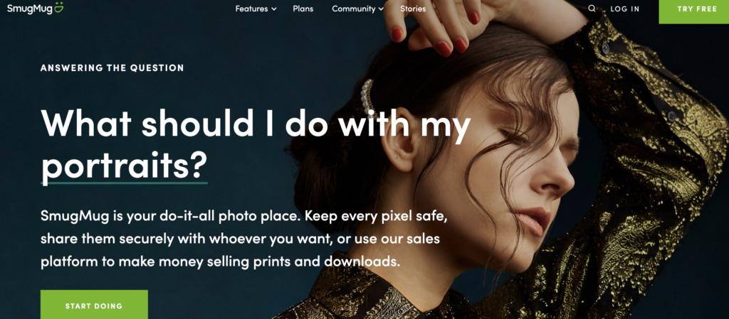 Smugmug free image hosting
