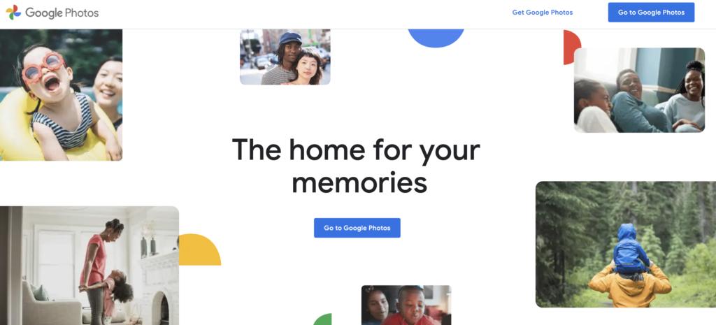 google photos Best free image hosting