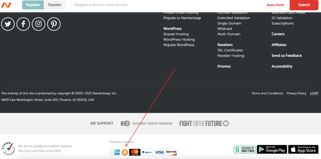 VPS Hosting Using Bitcoin