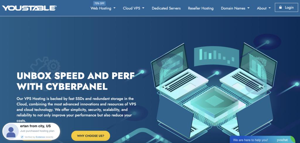 Recommended Premium VPS Hosting Provider