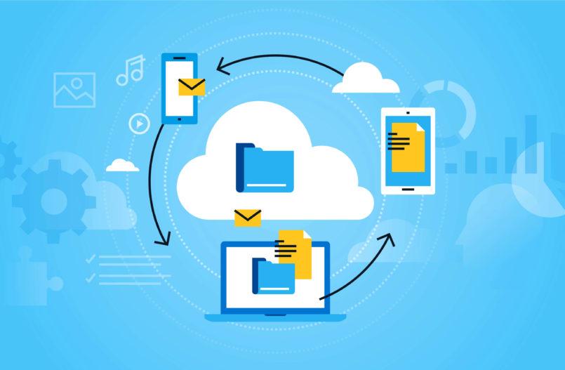 What is free cloud hosting?