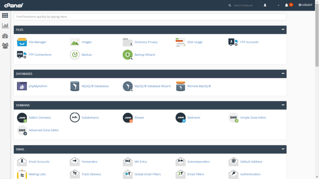 What is Unlimited cPanel Web Hosting?