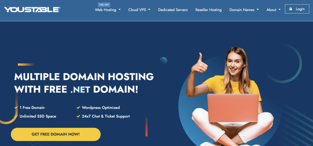 Indian Unlimited cPanel web hosting
